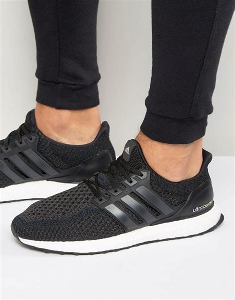 Adidas Ultra Boost Gel Black Premium adidas originals adidas originals ultra boost trainers