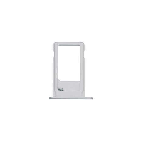 iphone 6s white silver nano sim card tray fixez