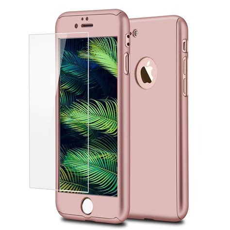 Tempered Glass Kartun Karakter Cover Iphone 7 Plus Dijamin for apple iphone 7 7 plus 360 protection tempered glass cover ebay
