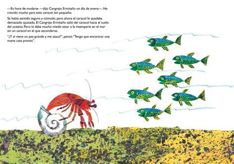 libro una casa para cangrejo una casa para cangrejo ermita 241 o a house for hermit crab book by eric carle official