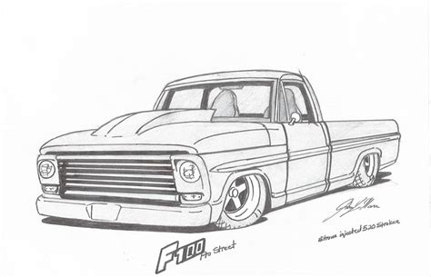 lowrider truck coloring page lowrider trucks free coloring pages