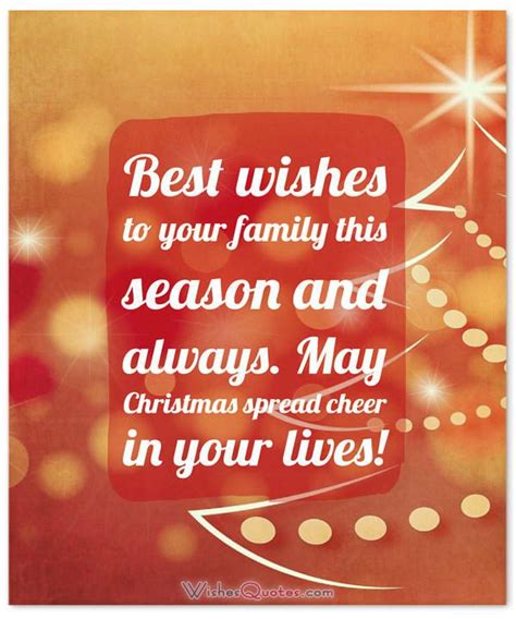christmas messages  friends  family