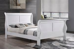 White Bed Frame Nz Louis White Bed Frame Nz Lifestyle Imports