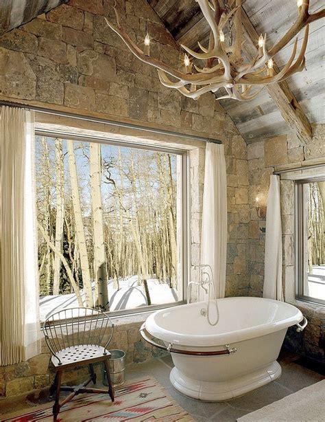 pietra per bagno bagni in pietra suggerimenti originali per il