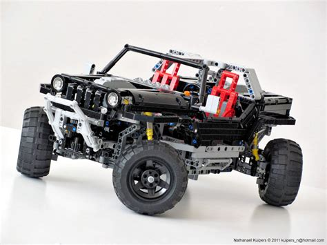 jeep hurricane technicbricks tbs techtoc 11 hurricane