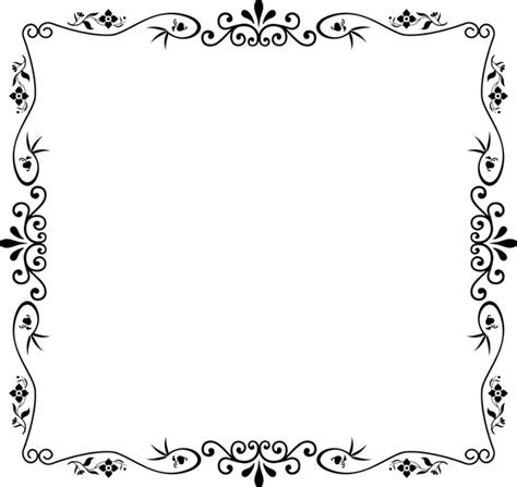 Decorative Ornamental Vintage · Free vector graphic on Pixabay