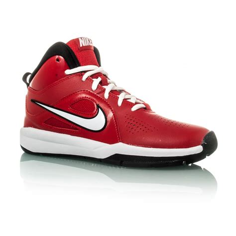 basketball shoes for boys nike nike team hustle d 6 gs boys basketball shoes