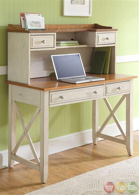 Coastal Cottage Style Writing Desk Isle Coastal Cottage Style Transitional Home Office Desk