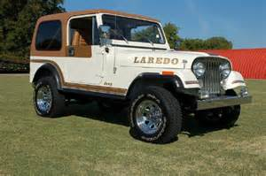 Jeep Cj7 Laredo 1985 Jeep Cj7 Laredo Jeep Cj7