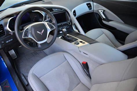 2014 chevy c7 corvette stingray interior 2014 chevy