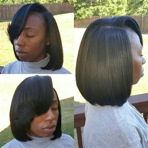 black hair sewin bobs 1000 images about undecided style your wig weave on
