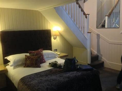 Bedroom Stairs Bedroom With Stairs To Mezzanine Bathroom Picture Of