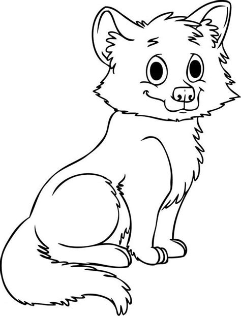 cute wolf coloring pages pictures to pin on pinterest