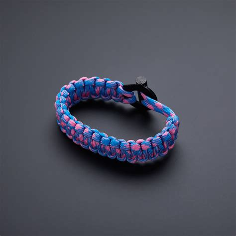 Tactical Paracord Bracelet (Snow White)   Minimal Design Co.   Touch of Modern