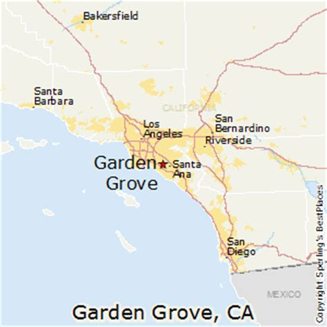 Garden Grove Ca Offenders Best Places To Live In Garden Grove California
