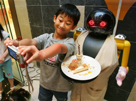 robot hong kong film robots may force chefs out of the kitchen