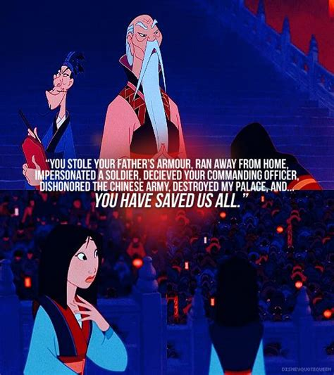 chinese film quotes shang and mulan emperor quotes quotesgram