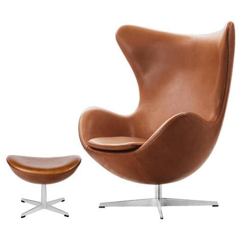 Jacobsen Egg Chair Fritz Hansen Egg Chair designed by Arne Jacobsen ? Danish Design Store