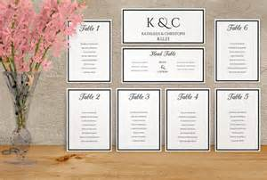 wedding chart template wedding seating chart template 11 free sle exle