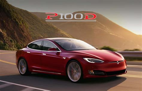 All About Tesla Tesla Model S P100d Revealed 0 100km H In 2 7 Seconds