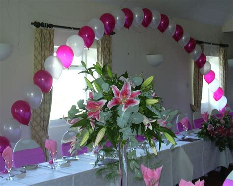Top Table / Buffet Table Large Helium Balloon Arch DIY Kit