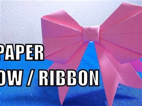 How To Fold Paper Ribbon - how to make a pom pom diy disney minnie mouse phone