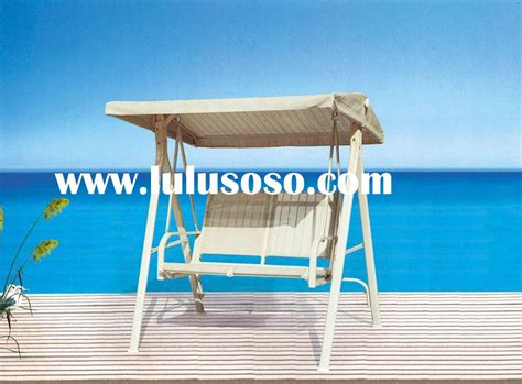 pe rattan wicker two seats swing chair with canopy leisure rattan hanging swing chair for sale price china