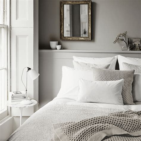 White Bed by 5 Bedroom Ideas For Autumn From The White Company