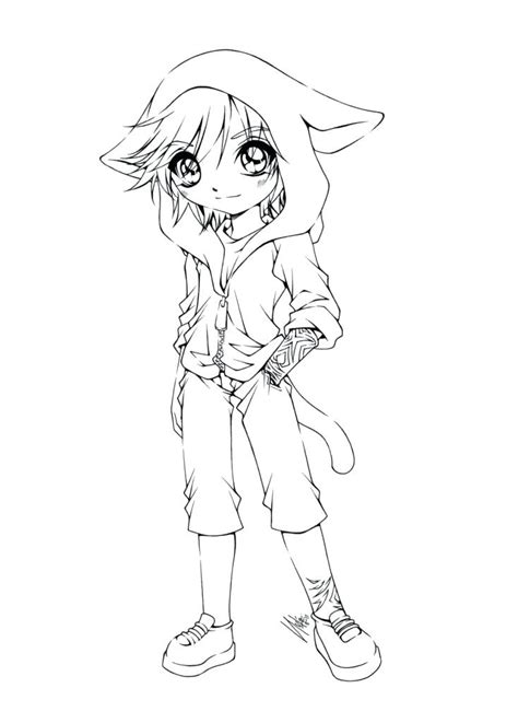 best photos of anime fox coloring pages cute anime chibi cute girl coloring pages anime fox
