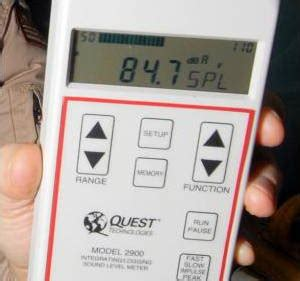 Sound Level Meter Quest how decibel sound level meters work explain that stuff
