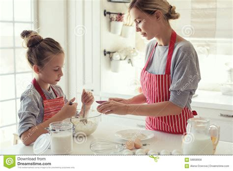 the knife mom used mother s day kitchen gifts rada blog mother and daughter are cooking stock photo image 58858958