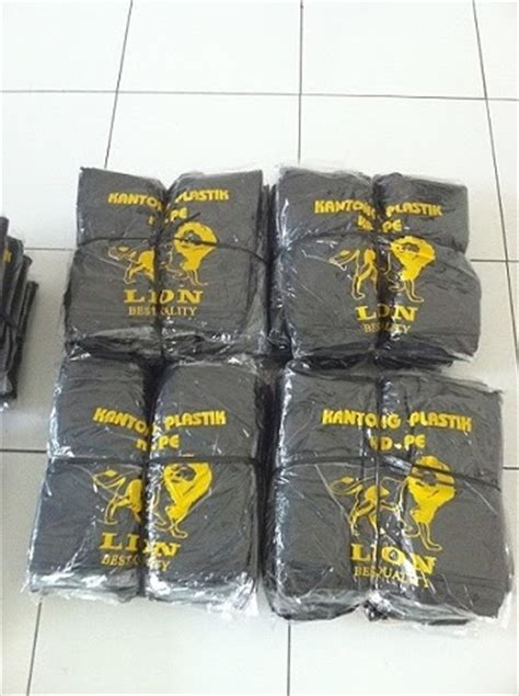 Loco Kantong Ekonomis Hitam 17 anugerah wijaya pratama kantong plastik kresek plastic bag