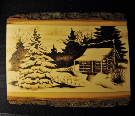 burn pattern into wood hand wood burning art one of a kind hand crafted