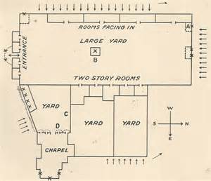 alamo floor plan 1836 the baldwin project boys book of border battles by edwin