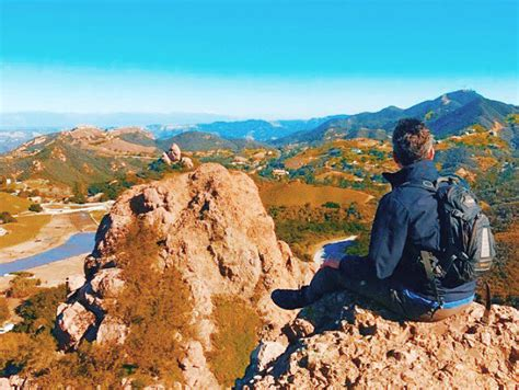 best hikes malibu the best hikes in l a to discover tv locations