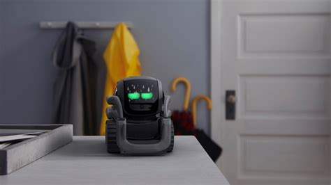 vector is anki's AI powered desktop robot and the future