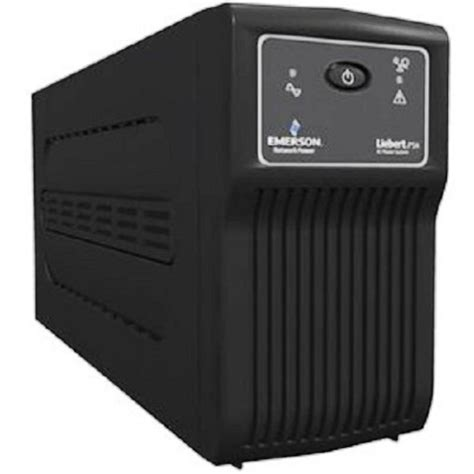 Ups Liebert Gxt Mtplus On Line 1000va 800w 230v Lcd Tower Unbk ups emerson konsultan it jakarta supplier komputer