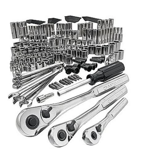 master mechanic tools warranty craftsman 9 33573 266 master mechanic s tool set