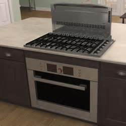 Gas Ovens And Cooktops Cattura Downdraft Best