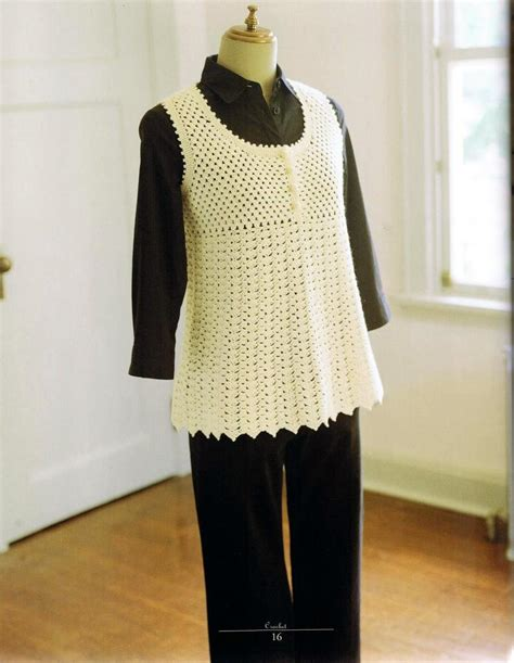 free pattern vest crochet knitting and beading wedding bridal accessories and free