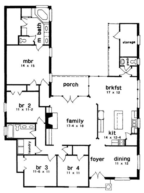 Brigadoon Cajun Cottage House Plans