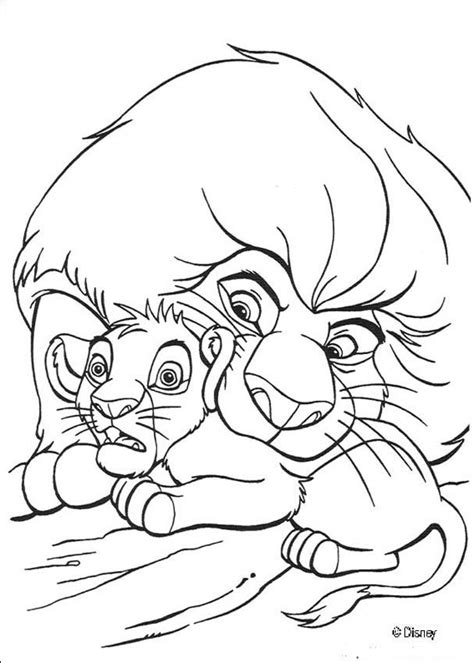 Mufasa Coloring Page Az Coloring Pages Mufasa Coloring Pages
