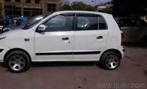 Hyundai Santro Xing Gls White 2013 Hyundai Santro Xing Gls 64 000 Kms Driven In