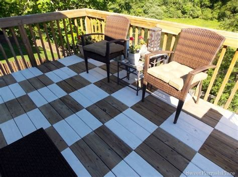 Outdoor Floor Painting Ideas 7 Easy Ideas To Diy Your Patio The Texas811 Org