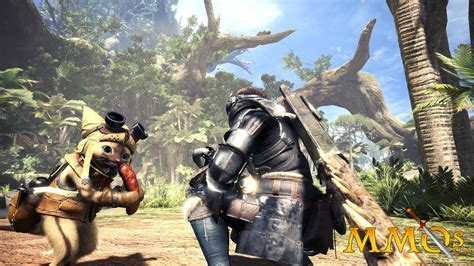 monster hunter world game preview