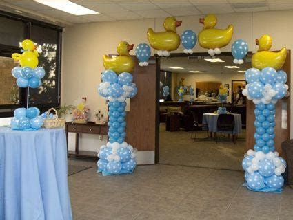si鑒es baquets 15 ideas para decoracion de baby shower con globos te