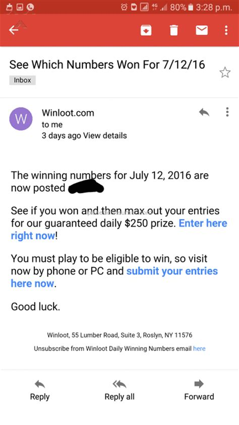 Sweepstakes Reviews - winloot sweepstakes review from kuantan pahang sep 23 2016 pissed consumer