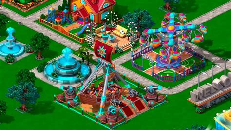 rollercoaster tycoon 4 mobile rollercoaster tycoon 4 mobile trailer