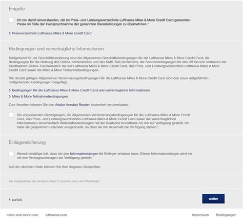 angebot lufthansa kreditkarte more credit card blue world im test