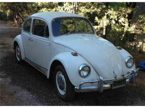 1967 volkswagen bug 1967 volkswagen beetle for sale on classiccars 8